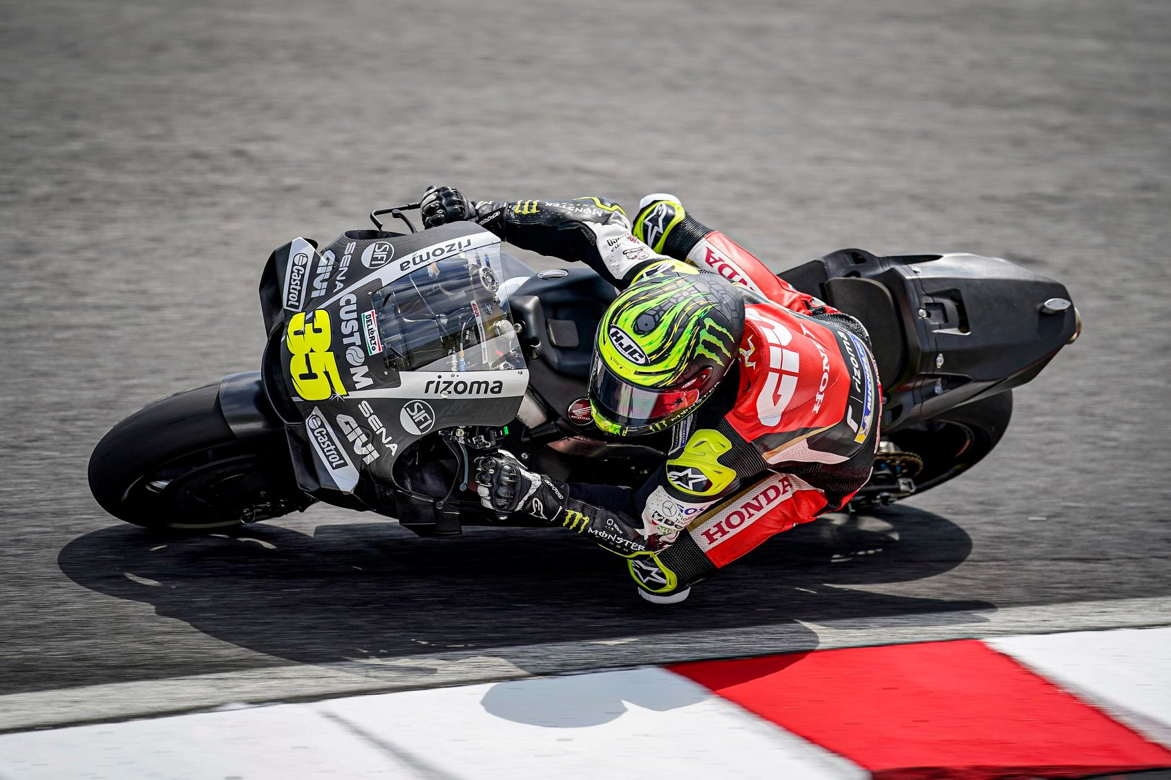 Crutchlow continues demanding test schedule in Sepang